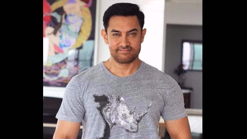 Aamir Khan on Shah Rukh Khans alleged exit from Saare Jahaan Se Achha, son Junaids Bollywood debut