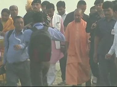 Yogi Adityanath in Agra highlights: UP CM committed to tourist safety, says Fatehpur Sikri attackers won't be spared