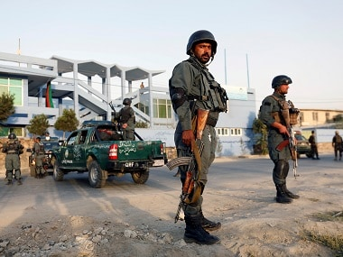 Gunmen launch pre-dawn attack on Kabul military academy: Afghanistan still reeling under Saturdays ambulance blast which left 103 dead