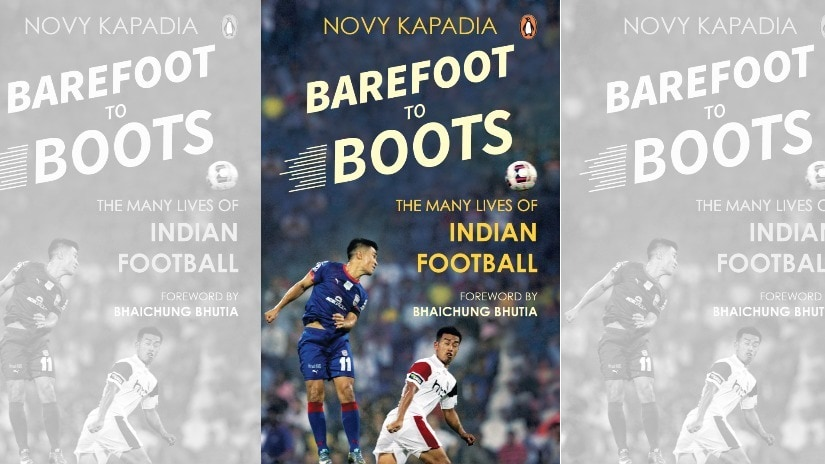 Cover for Novy Kapadia's Barefoot to Boots