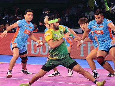 Pro Kabaddi League 2017: Bengal Warriors aim to nullify Pardeep Narwal effect against Patna Pirates to qualify for final