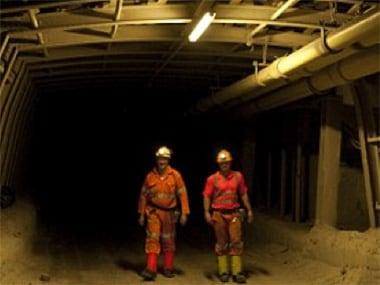 Image: Boulby Underground Laboratory