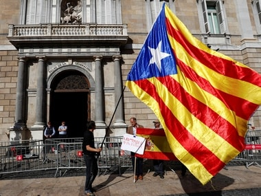 Situation calm in Catalonia as Spain enforces direct rule; secessionist parties to contest snap regional polls