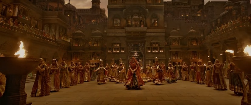 A still from Padmavati. YouTube