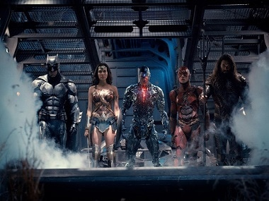 A still from the Justice League trailer.