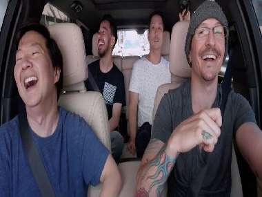 Carpool Karaoke With Chester Bennington Is Perfect Tribute To Late