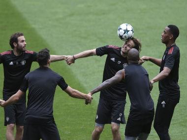 Premier League: Manchester United must react as a unit, says Juan Mata, after Huddersfield loss