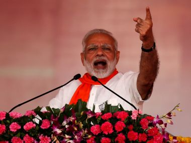 Narendra Modi visits civil servants training academy, tells young officers to look beyond books and serve people