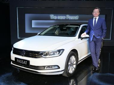Volkswagen launches 8th-generation Passat in India for Rs 29.99 lakh