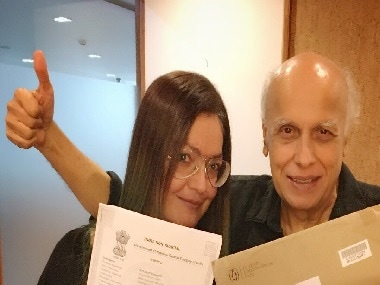 Pooja Bhatt to co-author book about her battle with alcohol with journalist Roshmila Bhattacharya