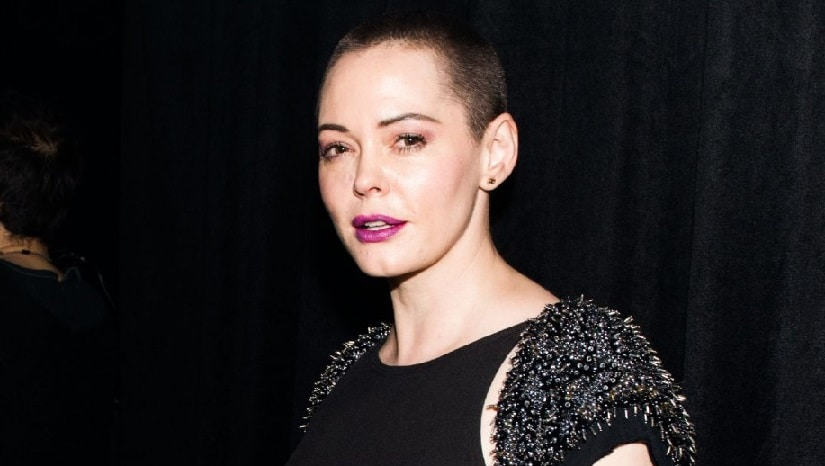 Rose McGowan. Image from Twitter/@THR