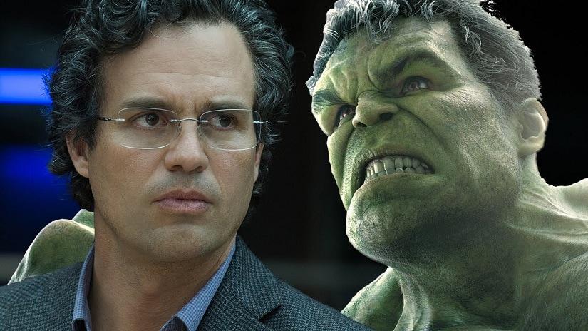 Mark Ruffalo and The Incredible Hulk