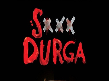 New poster of S Durga. Facebook page of