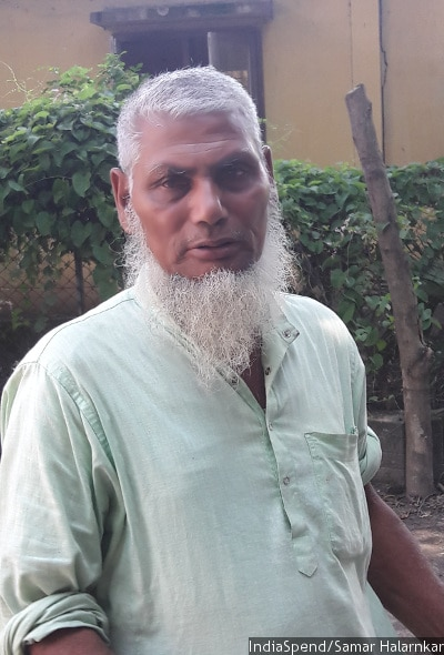 "After Samad Ali, 59, left his rubber chappals and went in, the tribunal member began to shout. Ali, a tenant farmer with a primary education and weak hearing, had made it to a local Assamese channel because his citizenship was being questioned for a second time, even though he had been declared a citizen the first time. Ali and his lawyer apologised profusely, and the tribunal member said he would rule on the case next time. Two weeks later, despite his previous irritation, the member ruled that Ali was indeed an Indian. Ali's case is typical. He was declared an Indian by a foreigners tribunal in 2010, but in 2017 he was again served a notice, this time using the fact that a voter roll used the name ""Abdul Samad"". Differences in names, spellings and ages–almost all the litigants IndiaSpend met were hazy about when they were born–are common failings in documents across India, but in Assam such variations can have you declared a foreigner. IndiaSpend"