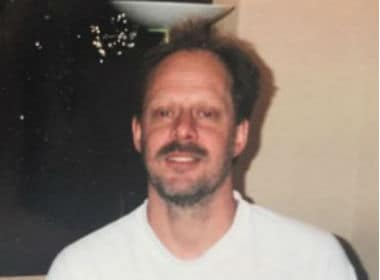 File image of Las Vegas shooter Stephen Paddock. Twitter @news3lv