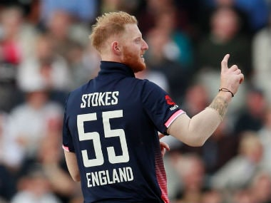 File image of Ben Stokes. AFP