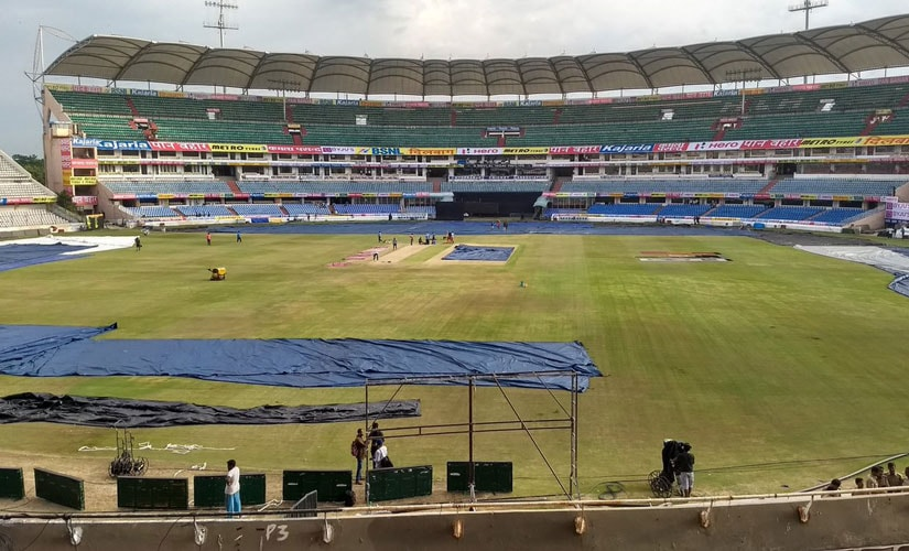 India vs Australia: Amid fears of rain, spirited Hyderabad promises to show what were made of
