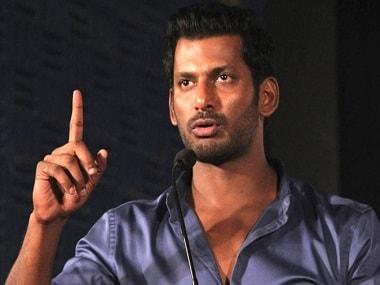 Tamil actor Vishal joins politics: 'I'm here as a commoner, I look up to Arvind Kejriwal'