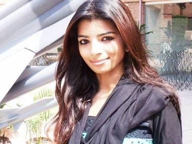 File image of Pakistani journalist Zeenat Shahzadi. Facebook
