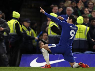 Premier League: Alvaro Morata's goal helps Chelsea condemn Manchester United to damaging defeat