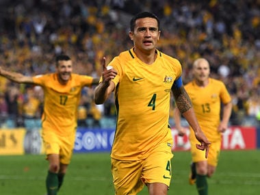 File image of Tim Cahill. AP