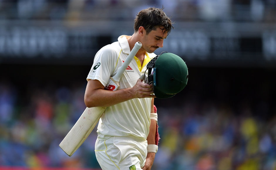 Smith was ably supported by Pat Cummins who exhibited his batting ability in a quality innings of 42(120). The pacer stood in the middle for over two hours adding invaluable runs to the Australian total before being dismissed by Chris Woakes. Australia ended their first innings scoring 328, with an overall lead of 26. AFP