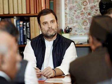 Rahul Gandhis elevation as Congress president: Why CWC decision matters in a Modi-dominated India