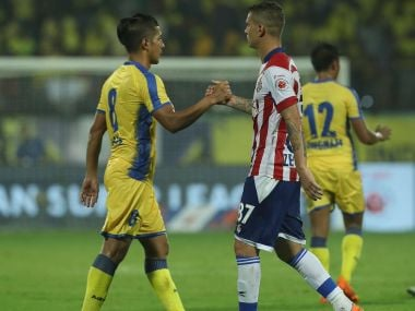 ISL 2017-18: Defending champions ATK play out goalless draw against Kerala Blasters in seasons opener