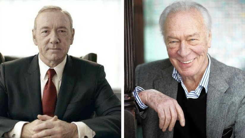 Kevin Spacey to be replaced by Christopher Plummer in Ridley Scotts film All the Money in the World