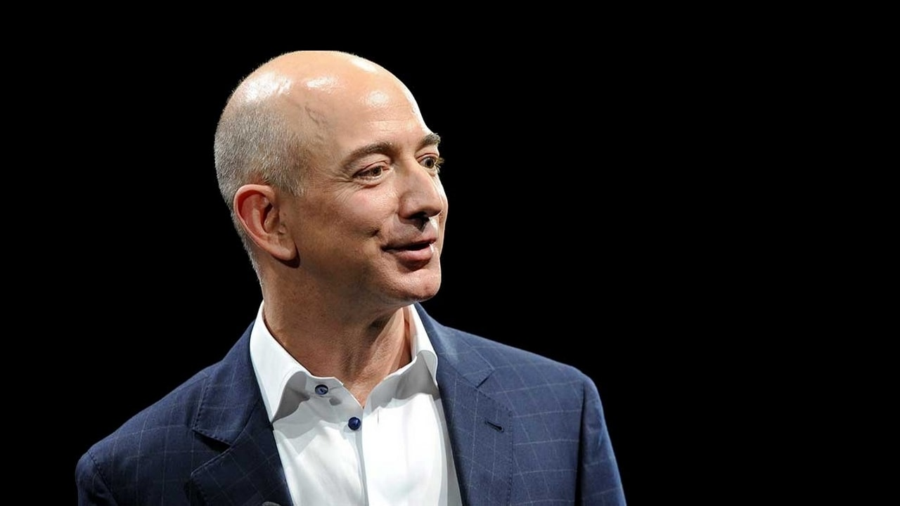 Amazon CEO Founder Jeff Bezos.