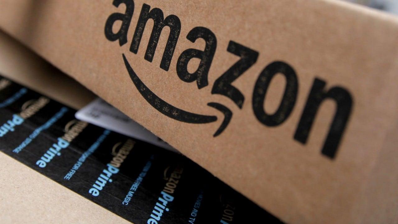 Amazon. Reuters.