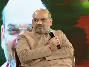 Gujarat polls: Amit Shah terms two-horse race a battle between casteism, dynasty and development