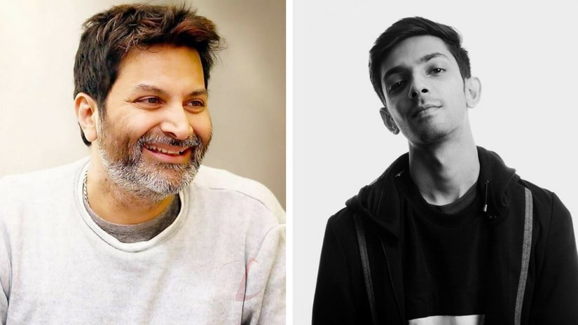 Tamil composer Anirudh Ravichander to work with director Trivikram for the second time
