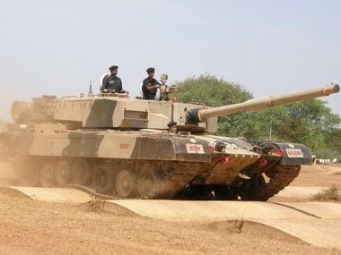 A file image of Arjun main battle tank. Image courtesy: Wikimedia Commons