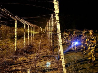 Jammu and Kashmir: Pakistani troops fire at Indian posts along LOC in Rajouri; fifth ceasefire violation in Nov