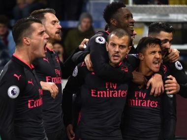 Premier League: Alexis Sanchez hands Arsenal controversial win over Burnley; Southampton thrash Everton