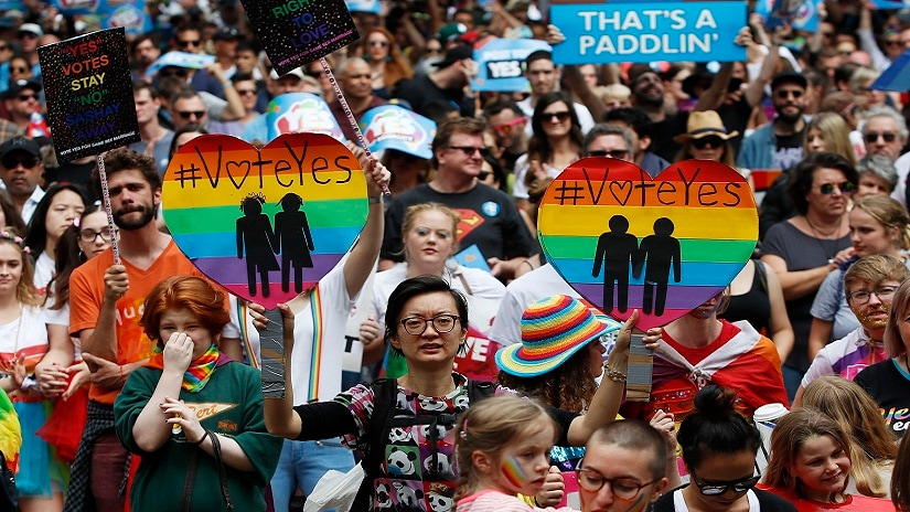 Australia's same-sex survey is historic, but it's dangerous to put minority rights at majoritys approval