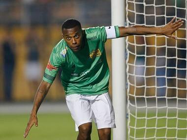 Brazil striker Robinho sentenced to nine years in prison on gang rape charges