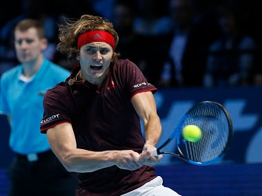 ATP Finals: Alexander Zverev aims to capitalise on breakthrough year and work harder for next season