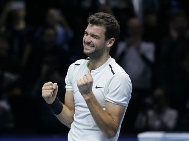 ATP Finals: Title winner Grigor Dimitrov aims to realise his dream of winning a Grand Slam