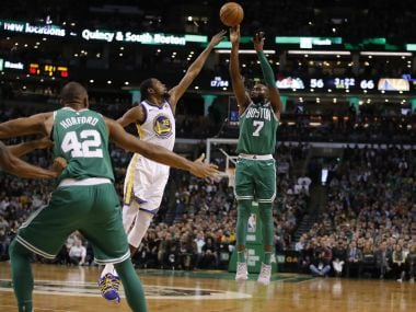 NBA: Celtics rally to beat Warriors and stretch win streak to 14; James Harden scores 48 in victory over Suns