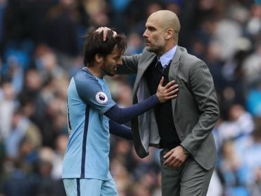 Premier League: Pep Guardiola backs 'legend' David Silva to continue at Manchester City for few more years