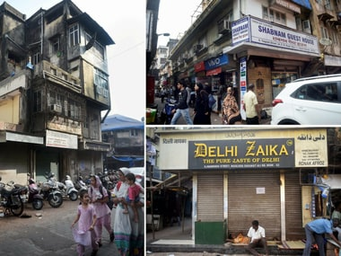Dawood Ibrahim's three properties Damarwala, Shabnam Guest House and Delhi Zaika hotel, which were auctioned under Smugglers and Foreign Exchange Manipulators (SAFEMA) Forfeiture of Properties Act at the IMC Chamber in Mumbai on Tuesday. PTI
