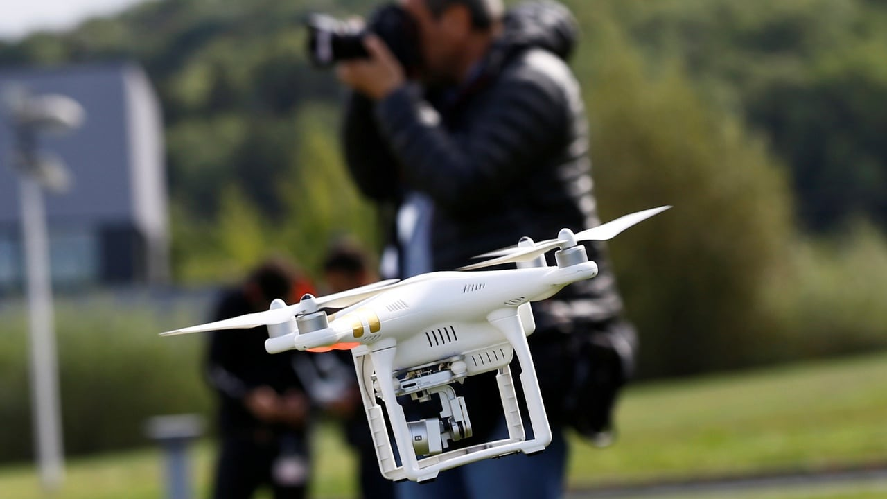 Chinese drone maker DJI is under investigation for suspected corruption