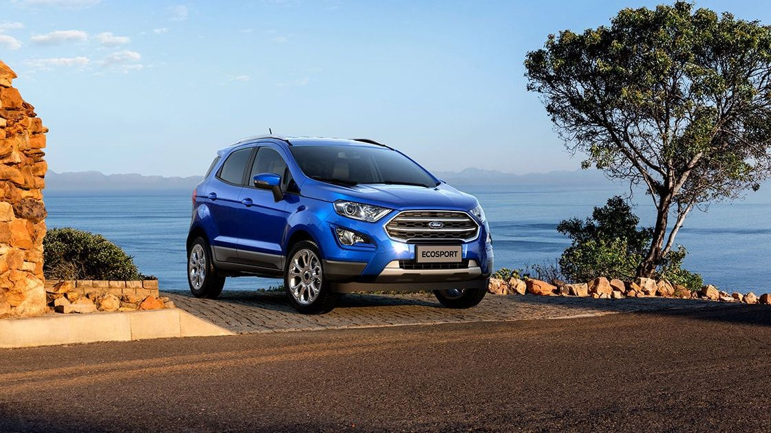 Ford EcoSport 2018. Ford India