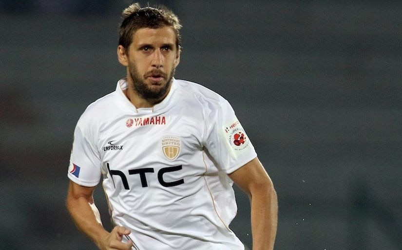 Emiliano Alfaro scored five goals for NorthEast United FC in the last season and will be looking to do better this time with FC Pune City. ISL