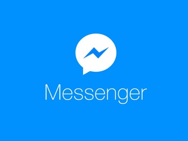 Facebook Messenger logo. Image: Facebook
