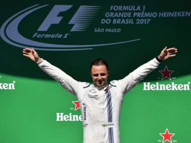 File image of Felipe Massa. AFP