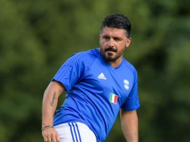 Serie A: AC Milan appoint former player Gennaro Gattuso as new manager after sacking Vincenzo Montella