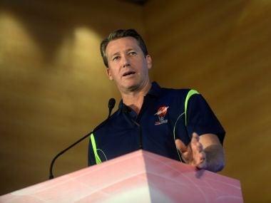 File image of Former Australian cricketer Glenn McGrath. AFP